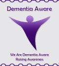 Dementia Aware Logo