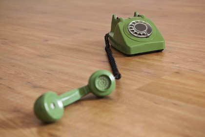 dementia confusion and the telephone