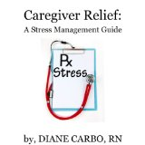 caregiver relief stress book cover
