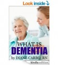 What is dementia book