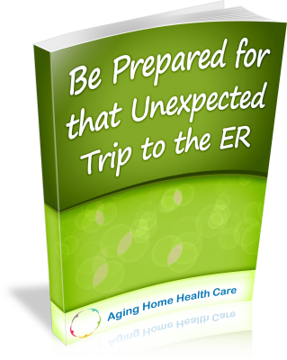Be prepared for that Unexpected trip to the ER
